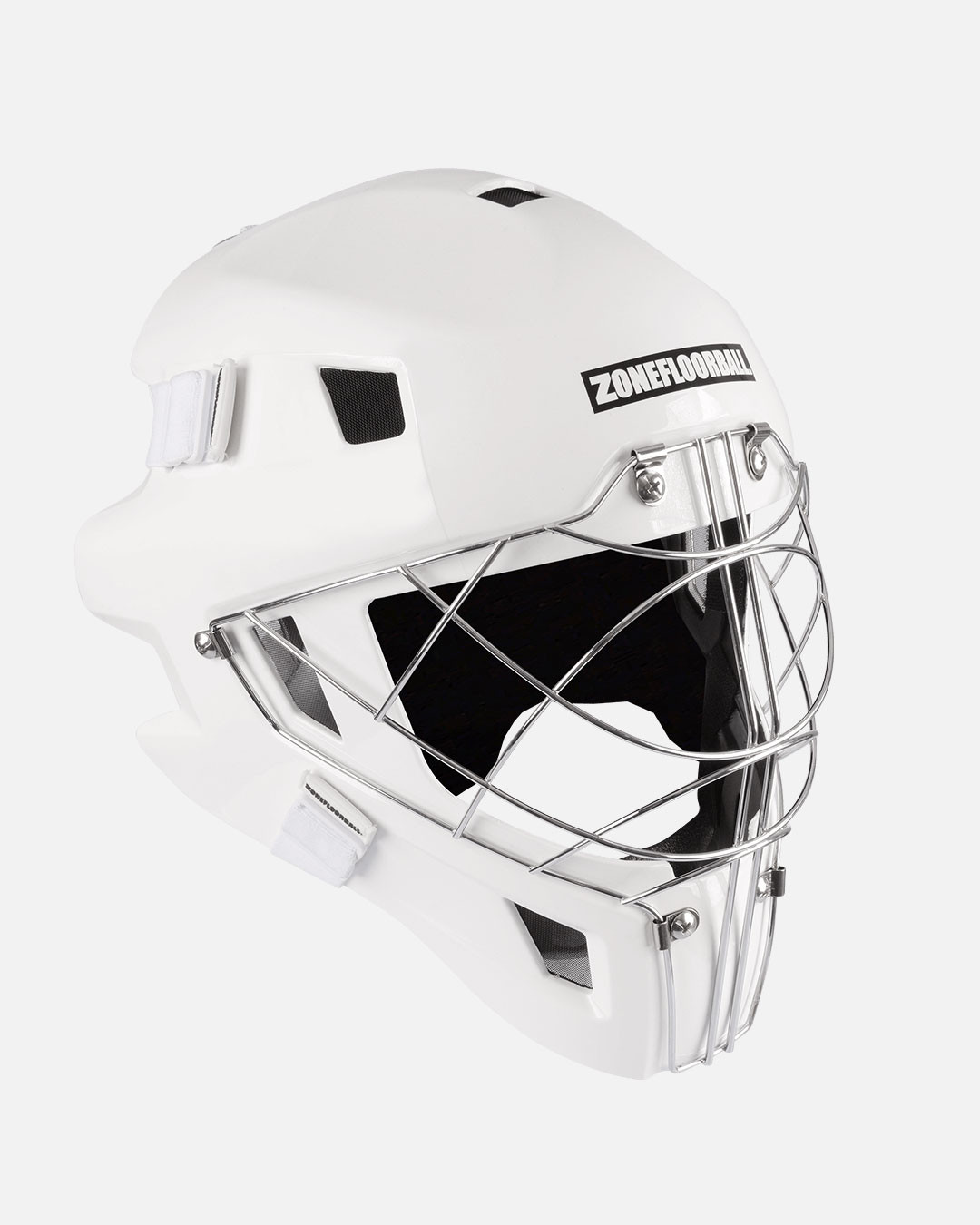 MASK MONSTER CAT EYE CAGE ALL WHITE