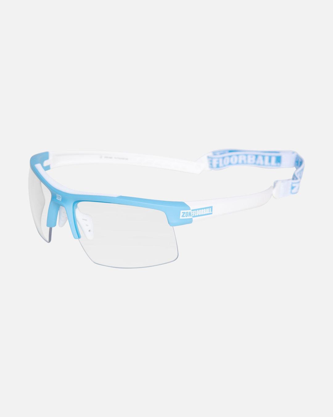 PROTECTOR SPORT GLASSES JUNIOR BLUE/WHITE