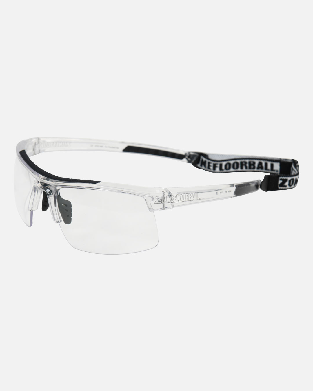 PROTECTOR SPORT GLASSES SENIOR TRANSPARENT/BLACK